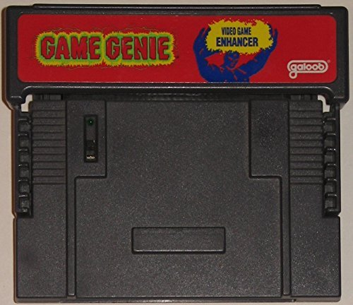 Super Nintendo Game Genie