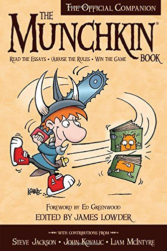 James Lowder The Munchkin Book The Official Companion Read The Essays Abuse Th