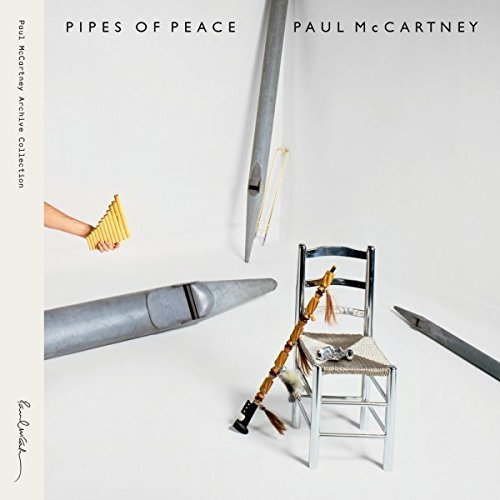 Paul Mccartney Pipes Of Peace [special Edition] 2cd