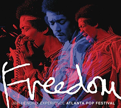 The Jimi Hendrix Experience Freedom Atlanta Pop Festival