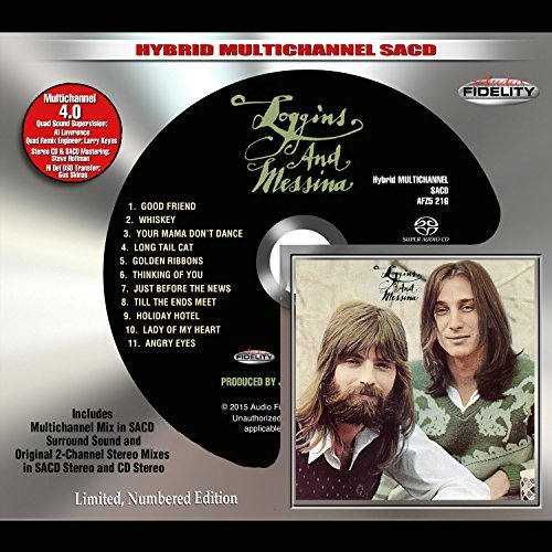 Loggins & Messina Loggins & Messina Loggins & Messina
