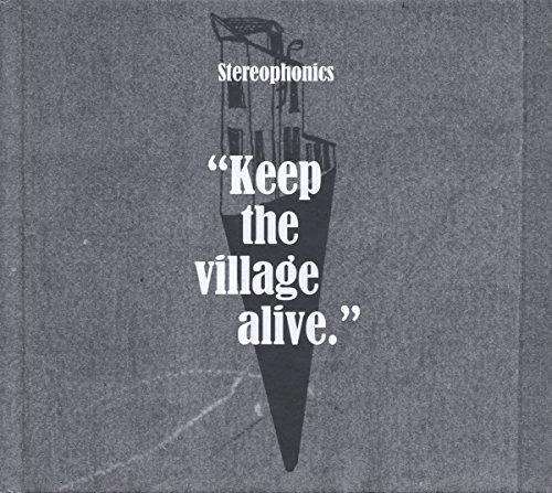 Stereophonics Keep The Village Alive Explicit Version Deluxe 2 CD Version