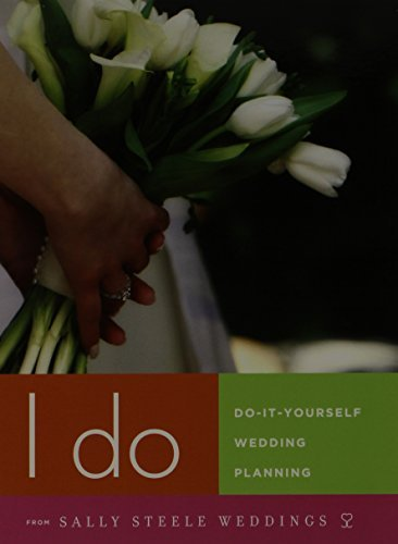 I Do Do It Yourself Wedding Planning DVD With Sally Steele