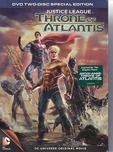 Justice League Throne Of Atlantis Justice League Throne Of Atlantis Justice League Throne Of Atlantis