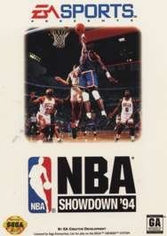 Sega Genesis Nba Showdown 94