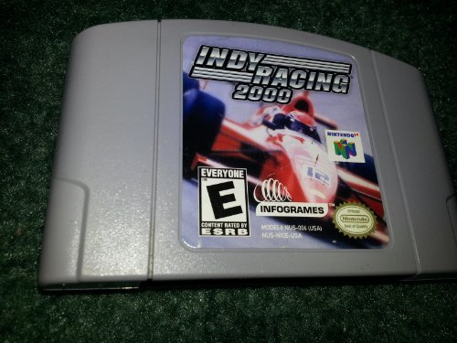 Nintendo 64 Indy Racing 2000