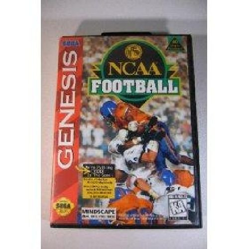 Sega Genesis Ncaa Football