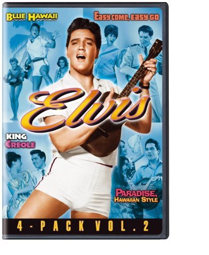 Vol. 2 Four Movie Collection Presley Elvis Nr 4 DVD