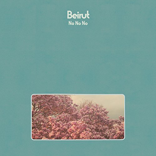 Beirut No No No (blue Green Vinyl) Blue Green Vinyl Limited To 2500 Pieces