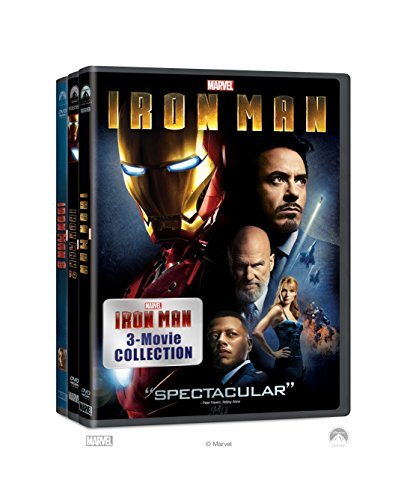 Iron Man 3 Movie Collection DVD