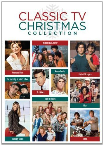 Classic Tv Christmas Collectio Classic Christmas Collection DVD Mod This Item Is Made On Demand Could Take 2 3 Weeks For Delivery