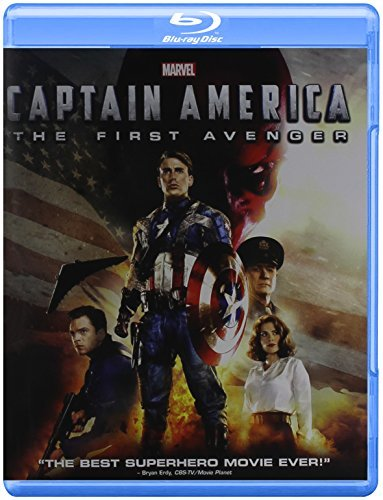 Captain America The First Ave Captain America The First Ave