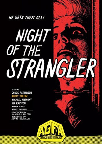 Night Of The Strangler Night Of The Strangler