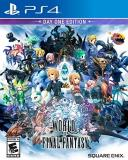 Ps4 World Of Final Fantasy World Of Final Fantasy