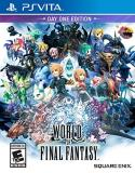 Playstation Vita World Of Final Fantasy
