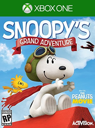 Xbox One Snoopy's Grand Adventure