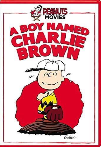 Peanuts A Boy Named Charlie Brown DVD