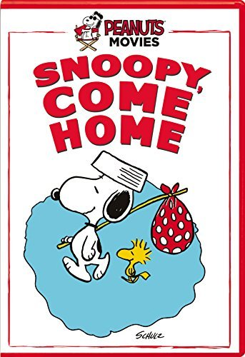 Peanuts Snoopy Come Home DVD