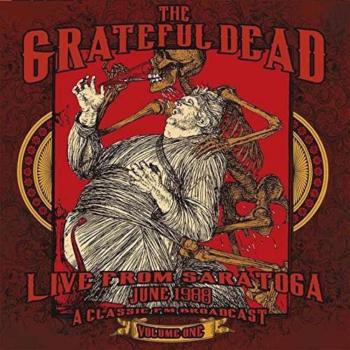 Grateful Dead Live From Saratoga 1988 Vol. 1