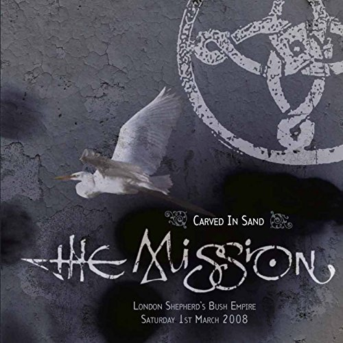 Mission Carved In Sand 2 Lp
