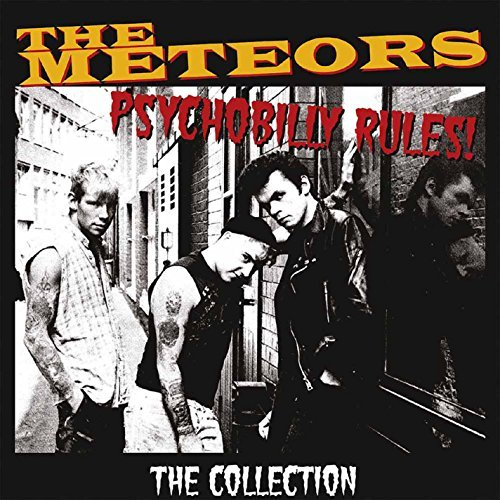 Meteors Psychobilly Rules Collection 2 Lp