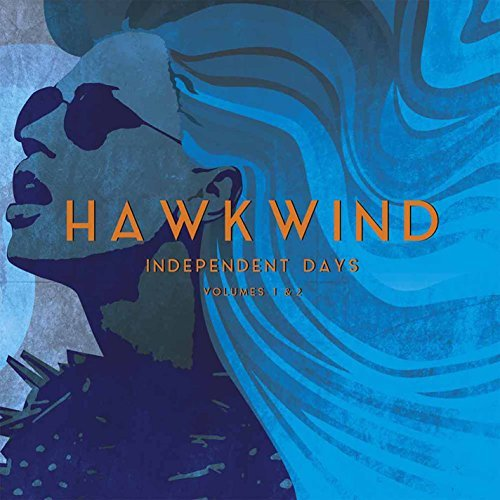Hawkwind Independent Days V1 & V2 2 Lp