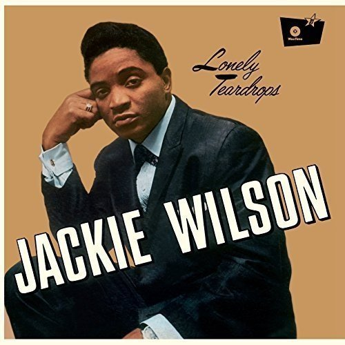 Jackie Wilson Lonely Teardrops + 2 Bonus Tracks
