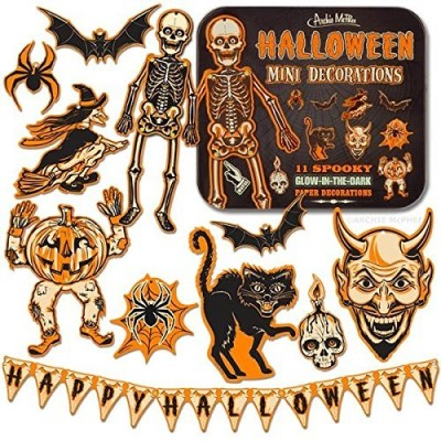 Gift Halloween Mini Decorations