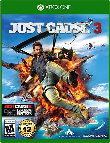 Xbox One Just Cause 3 (replenishment Sku) Just Cause 3 (replenishment Sku)