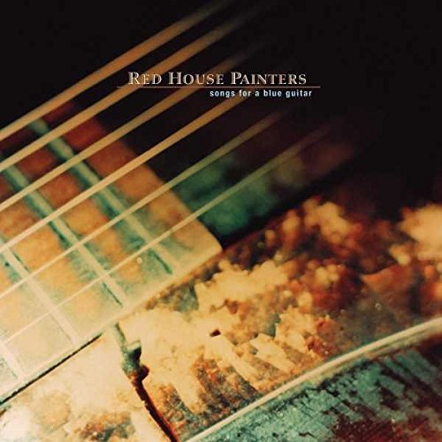 Red House Painters Songs For A Blue Guitar 2lp