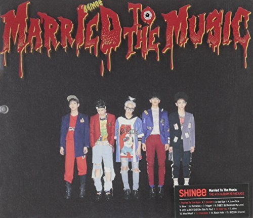 Shinee Married To The Music (vol.4) Import Kor