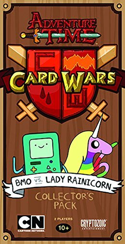 Adventure Time Card Wars Bmo Vs Lady Rainicorn Collector's Pack #2
