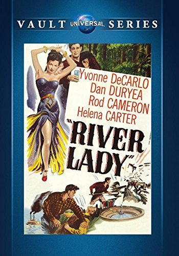River Lady River Lady DVD Mod This Item Is Made On Demand Could Take 2 3 Weeks For Delivery