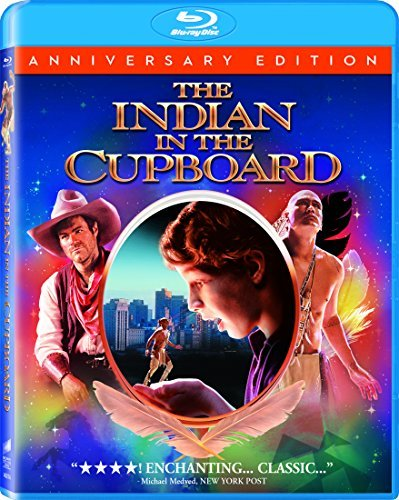 Indian In The Cupboard Litefoot Scardino Blu Ray Pg