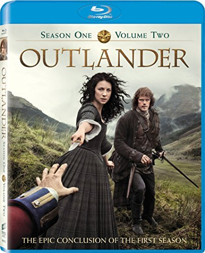 Outlander Season 1 Volume 2 Blu Ray Season 1 Volume 2