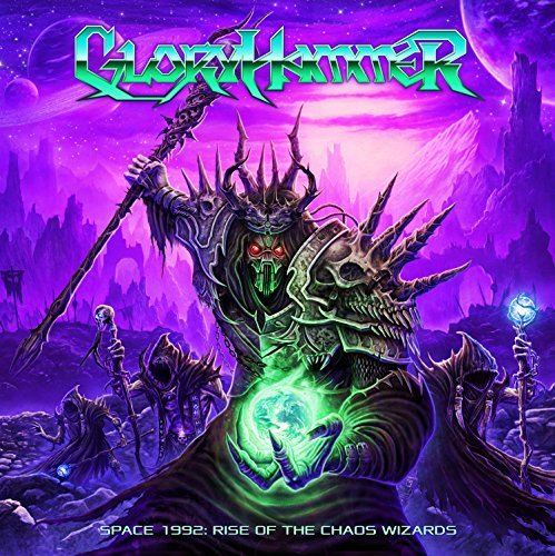 Gloryhammer Space 1992 Rise Of The Chaos
