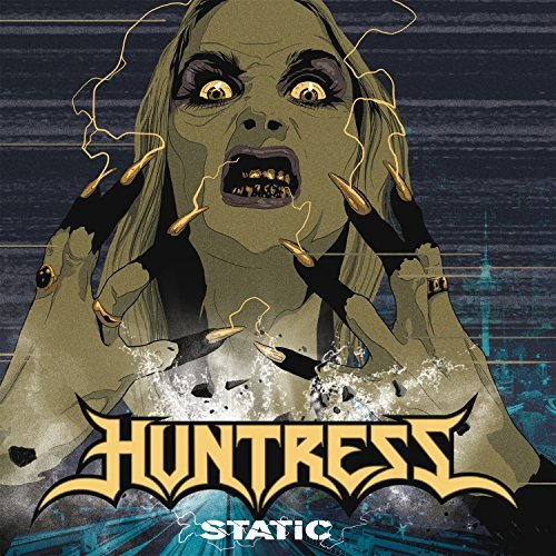Huntress Static (180 Gram Vinyl) Explicit Version Explicit Version