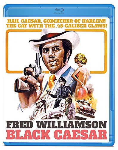 Black Caesar Williamson Hendry Lund Blu Ray R