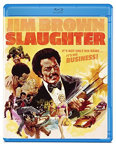 Slaughter Brown Stevens Torn Mitchell Blu Ray R