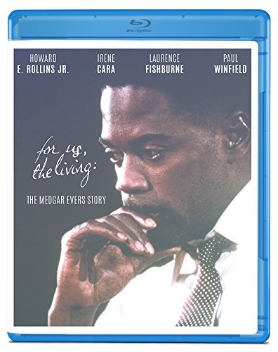 For Us The Living Medgar Evers Story For Us The Living Medgar Evers Story Blu Ray Nr