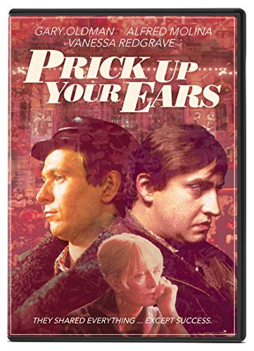 Prick Up Your Ears Oldman Molina Redgrave DVD R