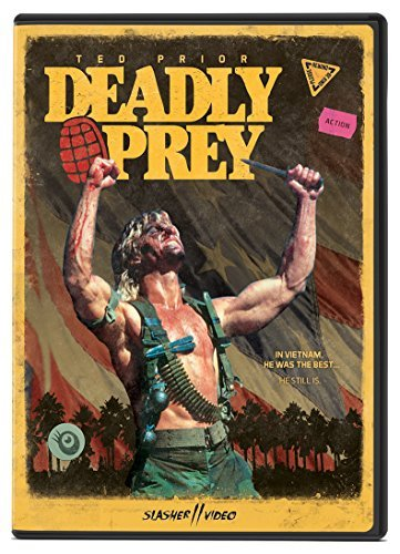 Deadly Prey Prior Mitchell DVD R
