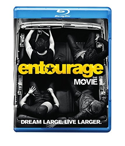 Entourage Grenier Connolly Dillon Ferrara Piven Blu Ray DVD Dc R