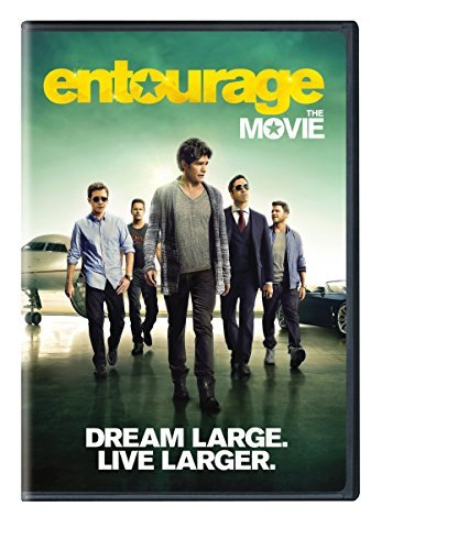 Entourage Grenier Connolly Dillon Ferrara Piven DVD R