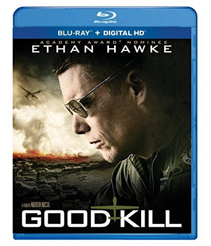 Good Kill Hawke Kravitz Blu Ray R