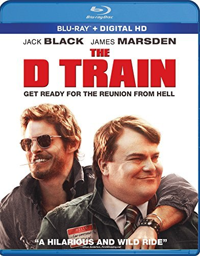 D Train Black Marsden Blu Ray R