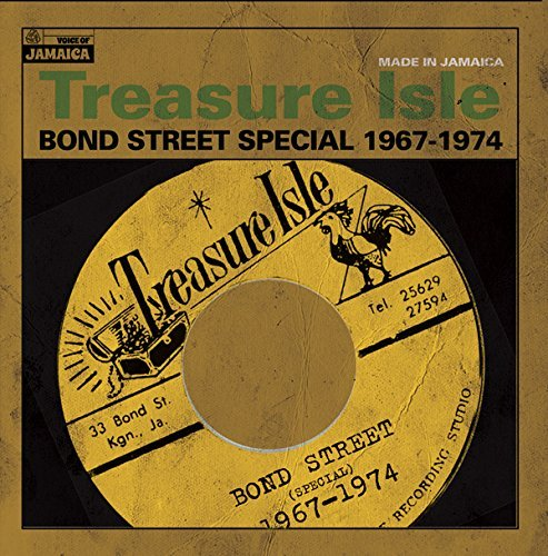Treasure Isle Bond Street Special 1967 1974 Treasure Isle Bond Street Special 1967 1974 Lp