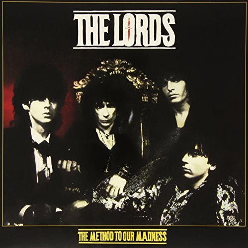 Lords Of The New Church Method To Our Madnesss 200 Gram Lp