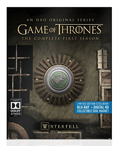 Game Of Thrones Season 1 Blu Ray Steelbook