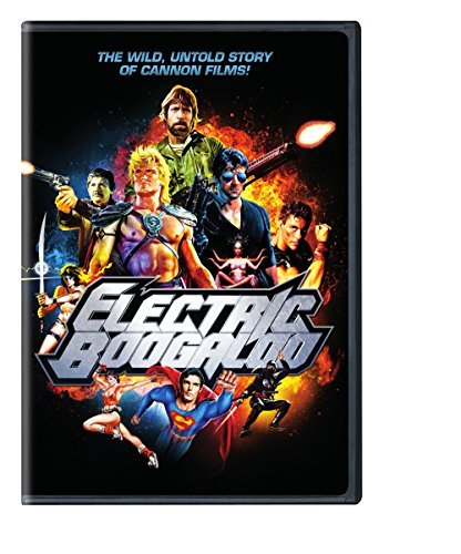 Electric Boogaloo The Wild Untold Story Of Cannon Films Electric Boogaloo The Wild Untold Story Of Cannon Films DVD R